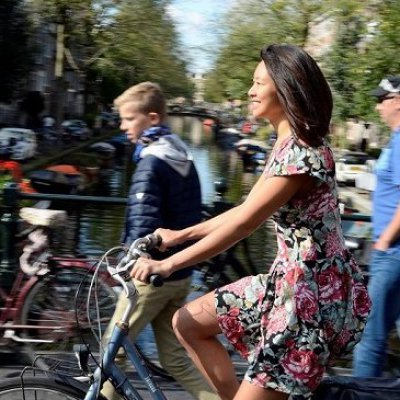 Learn how to Cycle in Amsterdam -  Xpat Media